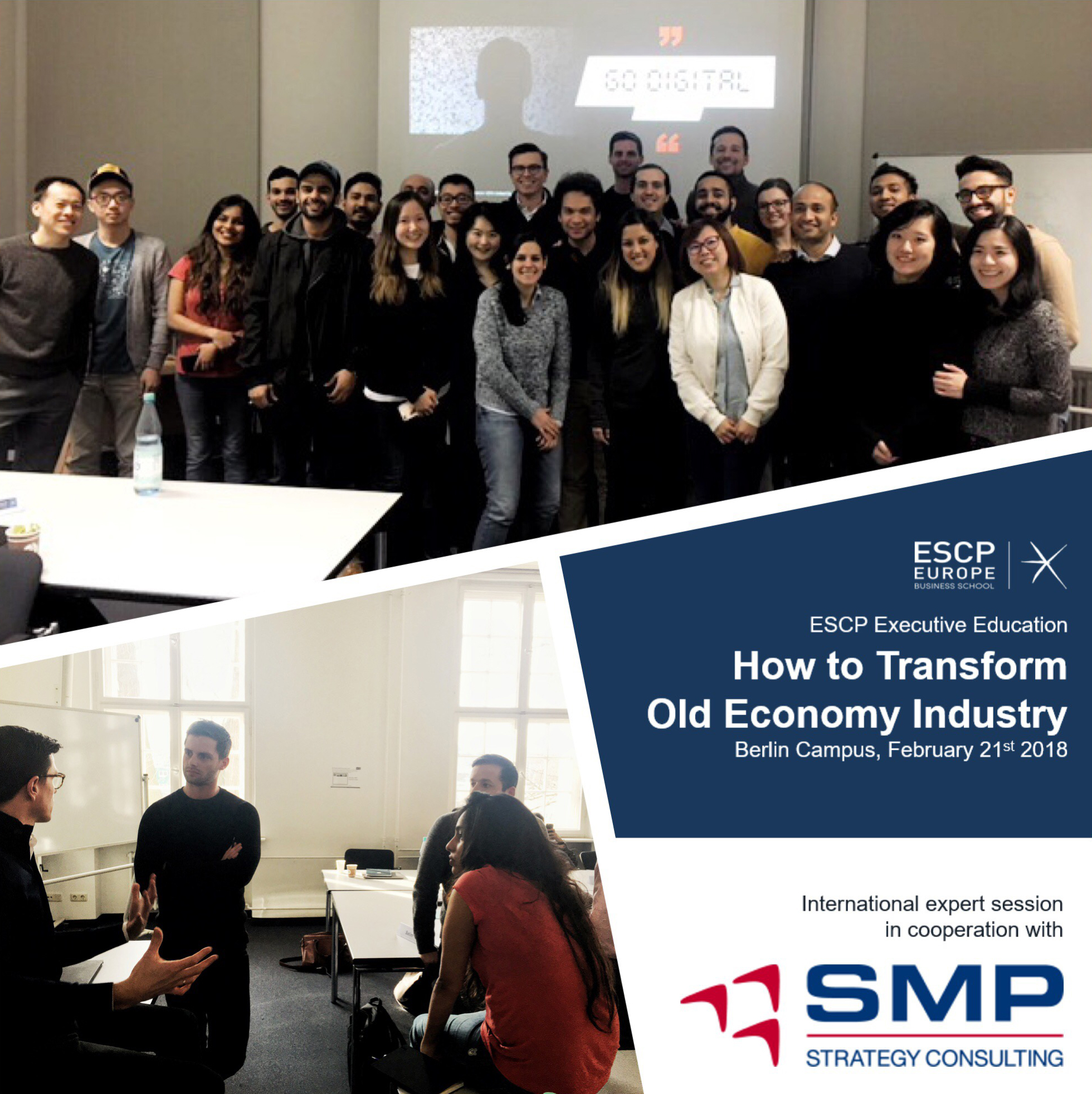 SMP Executive Education Session