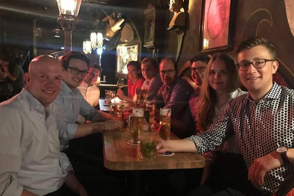 SMP meets Friends