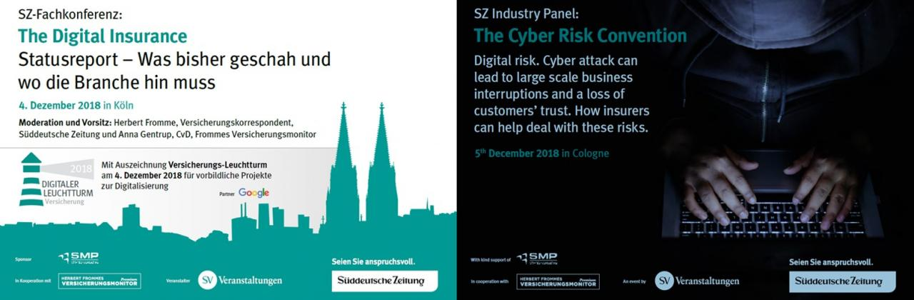 SZ-Fachkonferenz und Industry Panel