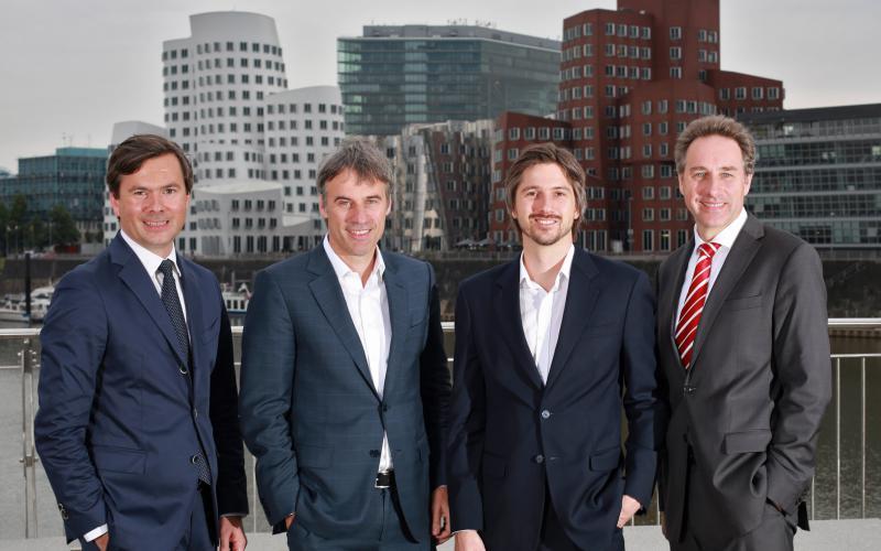 SMP Deutsches Wachstumsforum Neinhaus Berg Kunde Funke