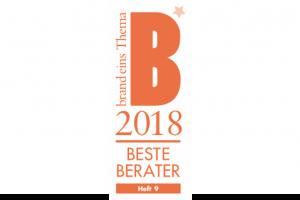 Beste Berater 2018